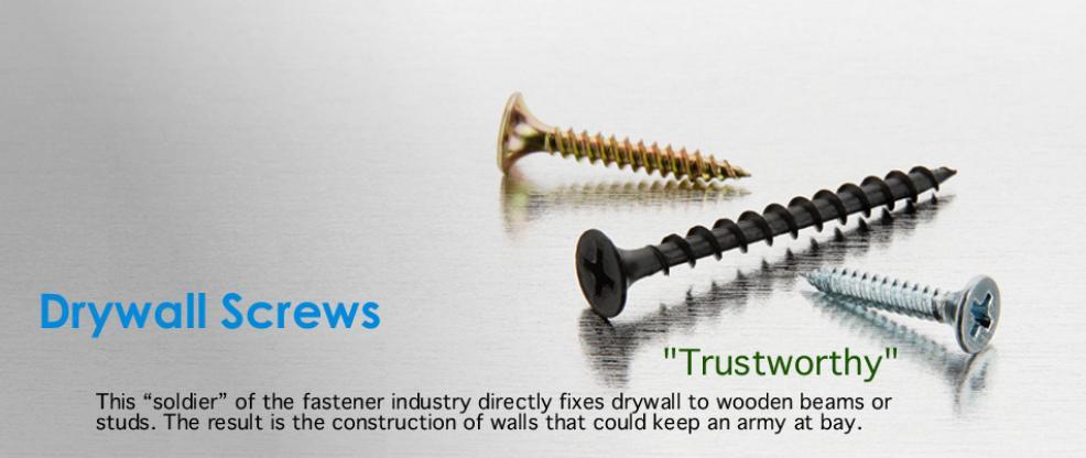 Homn Reen   Drywall Screw Manufacturer - Taiwan & Vietnam